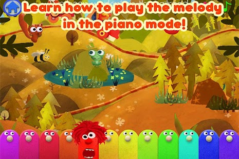 Kids Song Planet - Sing Along- screenshot thumbnail