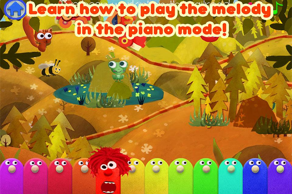 Kids Song Planet - Sing Along- screenshot