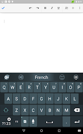 French Language - GO Keyboard Screenshot 9