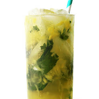 Pineapple Mojito.