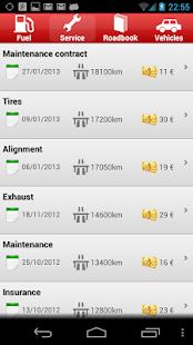 Road Service screenshot