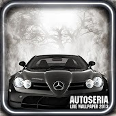 Mercedes Design Live Wallpaper