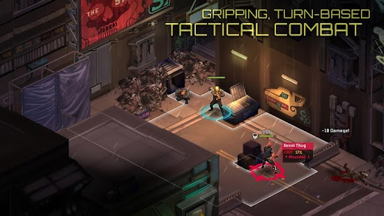 Shadowrun Returns Screenshot 11
