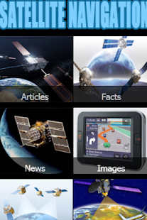 Satellite Navigation - screenshot thumbnail