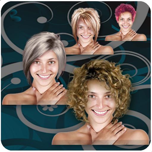 智能髮型 , Hair Styler Full 生活 App LOGO-APP開箱王