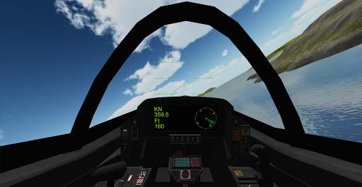 F18 Airplane Simulator 3D 1.0 screenshots 6