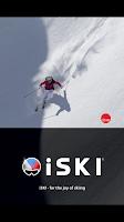 Screenshot of iSKI Czech
