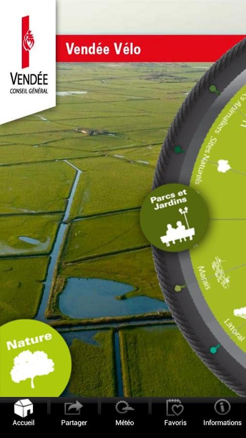Vendée Vélo- screenshot