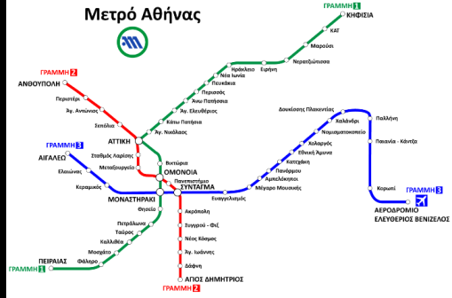 ARgo - Metro Athens - screenshot