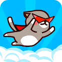 Red Cloak Cat icon