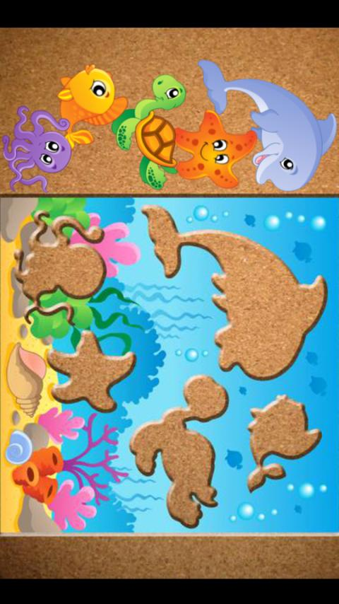 Kids Learning Puzzle - Deluxe- screenshot