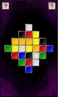 Screenshot of Shiftlines Logic Puzzle