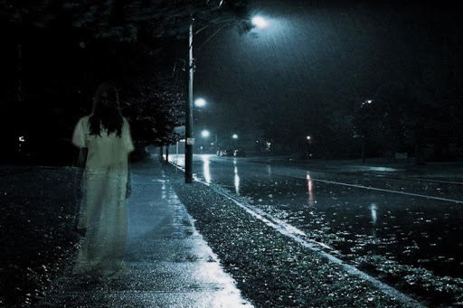 Ghost Prank Photo