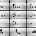 Dialer Gloss Pearl Theme icon
