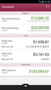 FD Community FCU Mobile - screenshot thumbnail