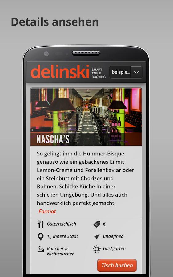 delinski - screenshot