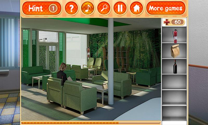 Hidden Doctor Detective Free- screenshot