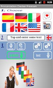 Pronunciation Checker Free - screenshot thumbnail