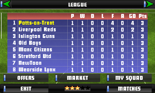 Super Soccer Champs - SALE Screenshot 2