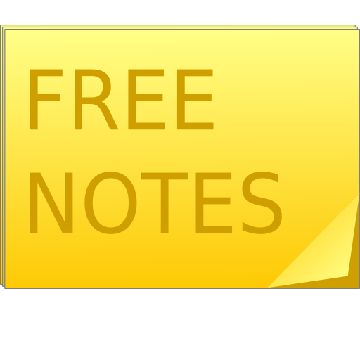 Notes for free LOGO-APP點子