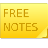 Notes for free