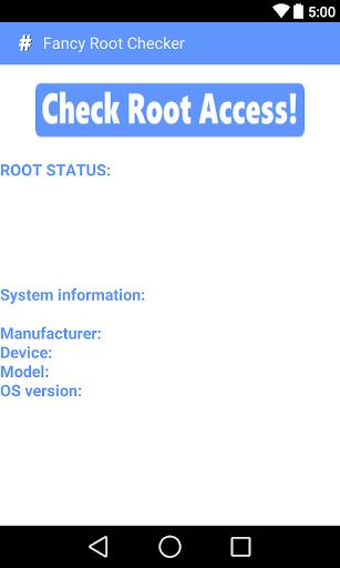 Fancy Root Checker