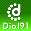 Dial91 icon
