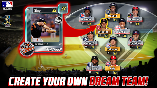 Big Win MLB Baseball - screenshot thumbnail