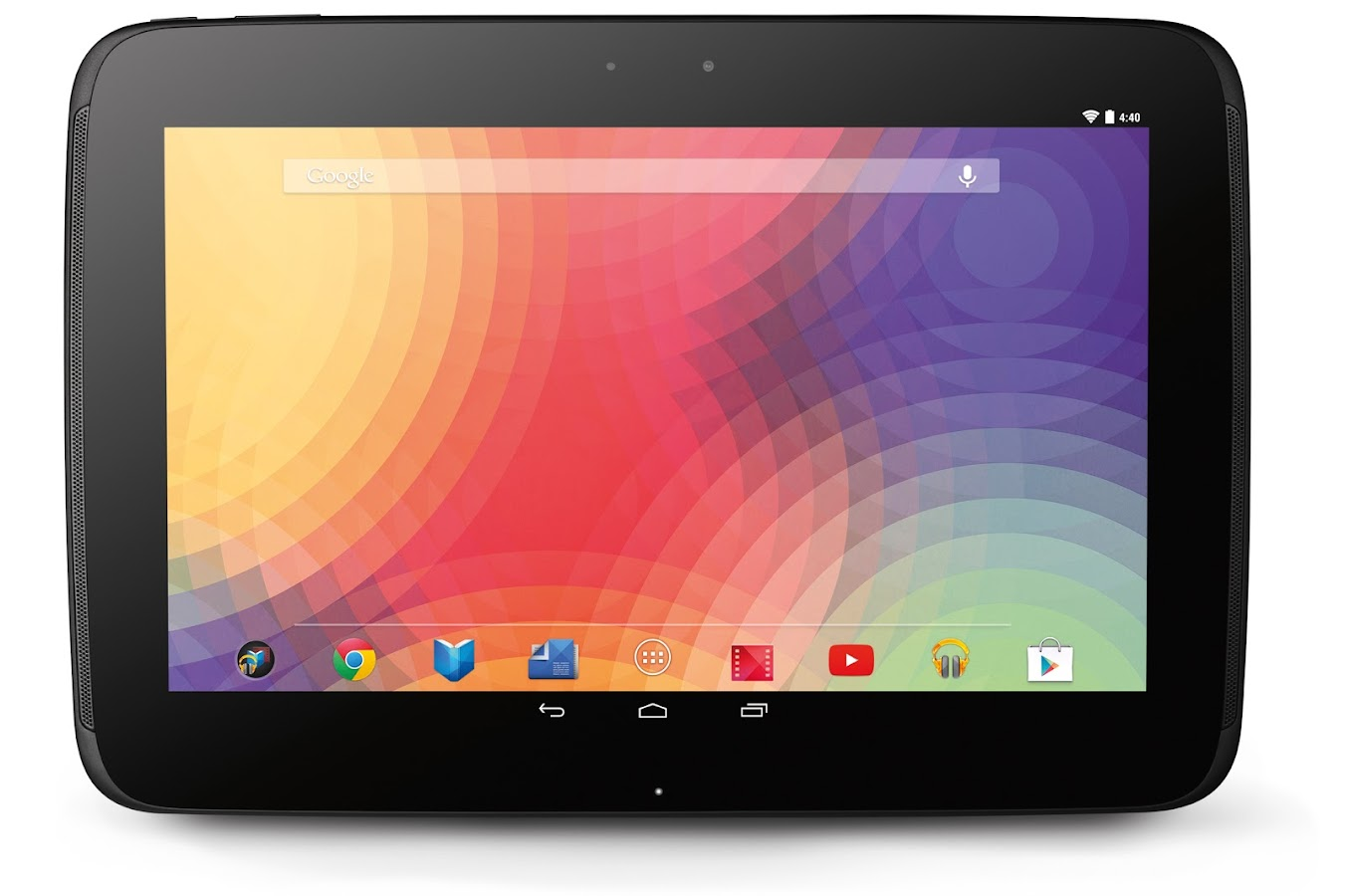 Nexus 10 (32 GB) - screenshot