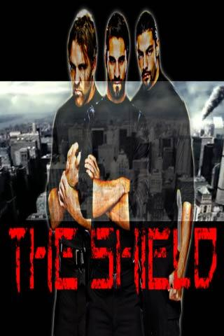 The Shield Live Wallpaper - screenshot