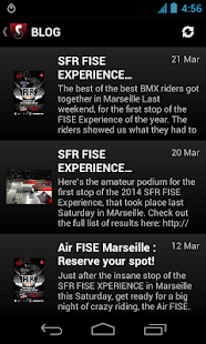 FISE Action Sports Events - screenshot thumbnail