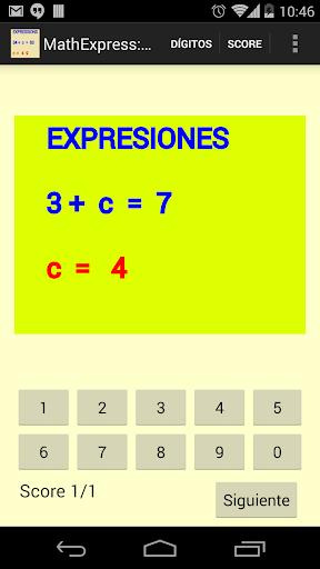 Mathexpress
