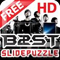 Beast ( B2st ) Slide Puzzle logo