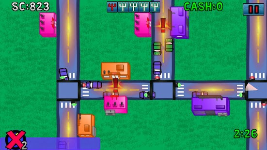 Gridlock Empire Free - screenshot thumbnail