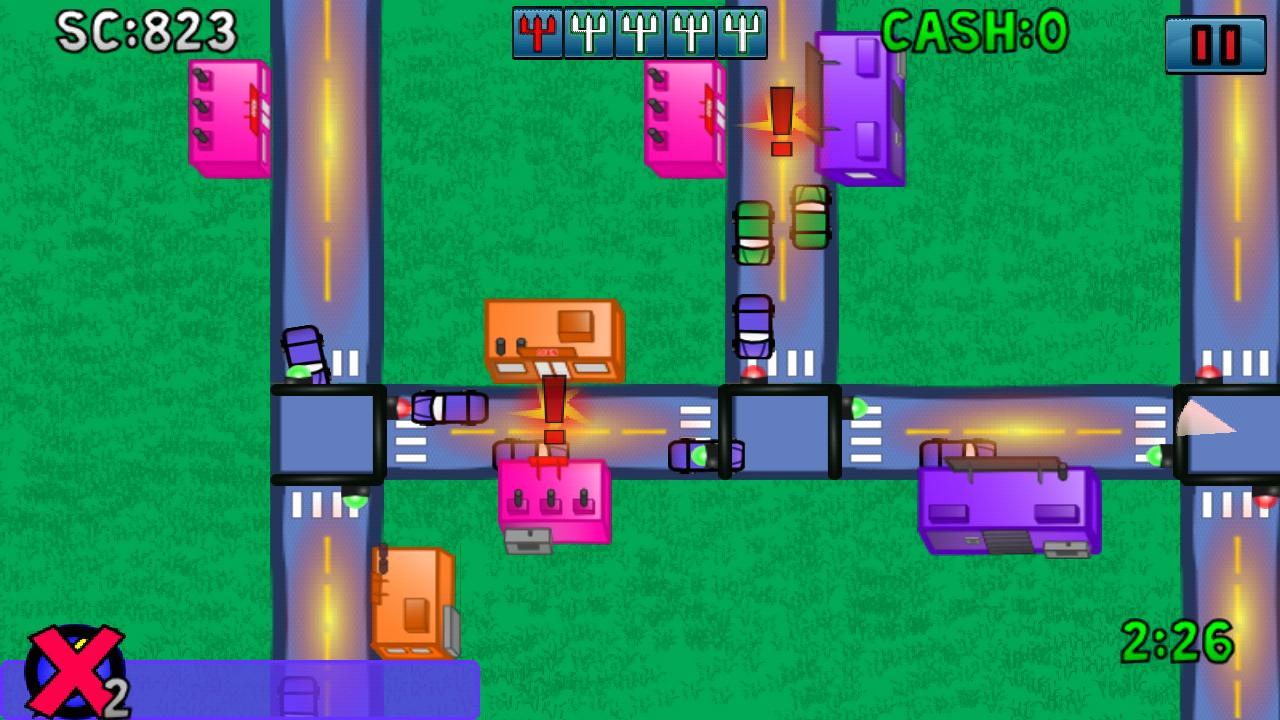 Gridlock Empire Free- screenshot