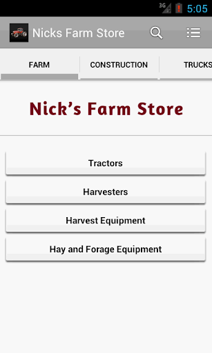 Nicks Farm Store