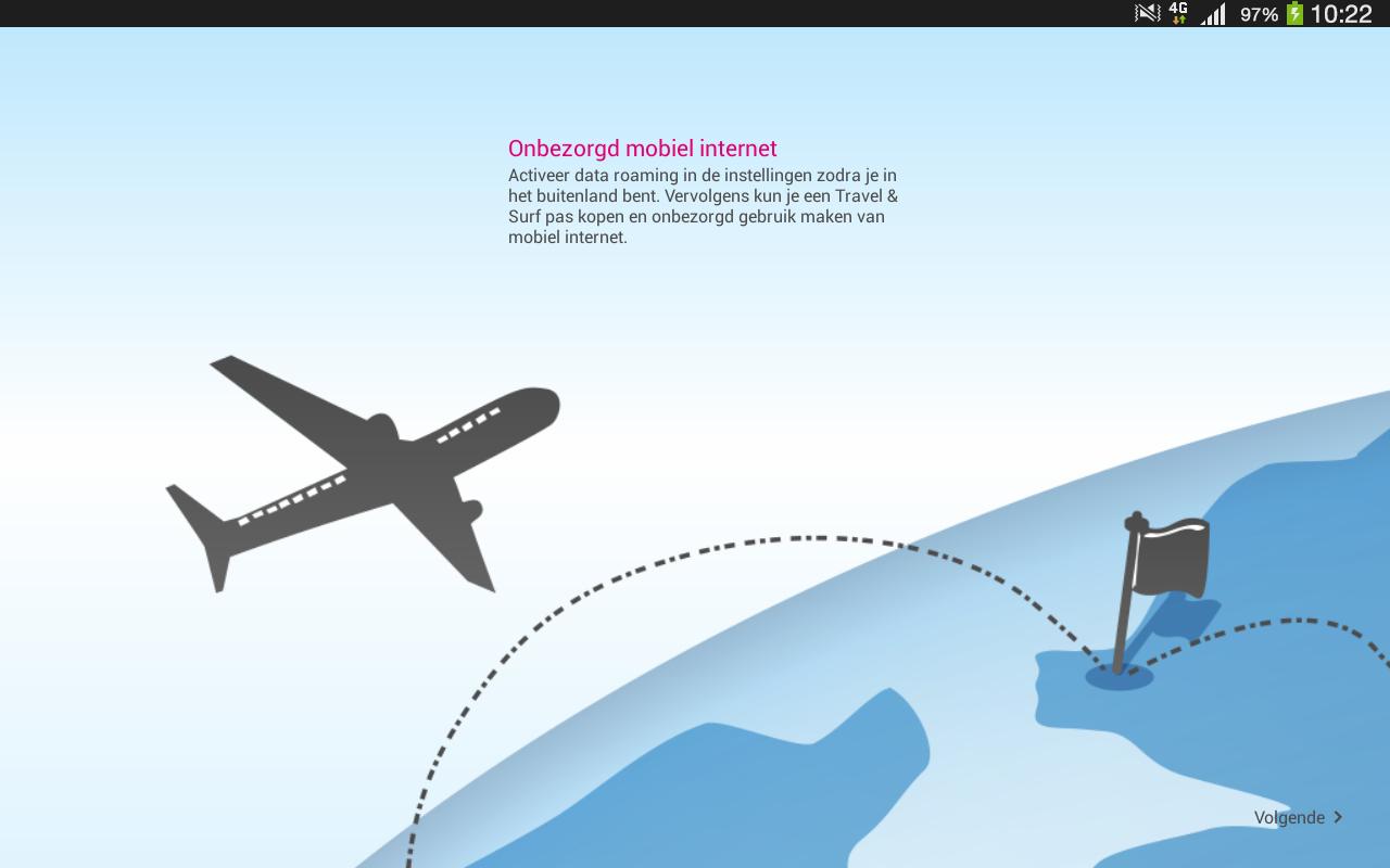 Travel & Surf - screenshot
