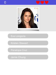 Celebrity Quiz- screenshot thumbnail