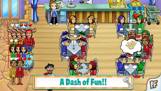 Game Diner Dash Classic APK for Windows Phone