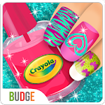 Crayola Nail Party: Nail Salon 1.2 Apk