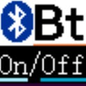 Bluetooth On/Off Toggle App. L logo