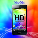 Sense 4 HD GO Launcher EX APEX logo