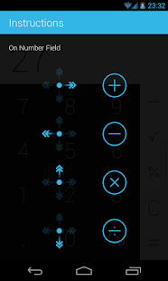 Swipe Calculator FREE - screenshot thumbnail