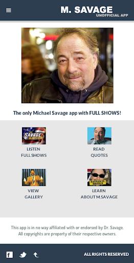 Michael Savage - Savage Nation