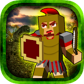 Cube Of War Survival Game
