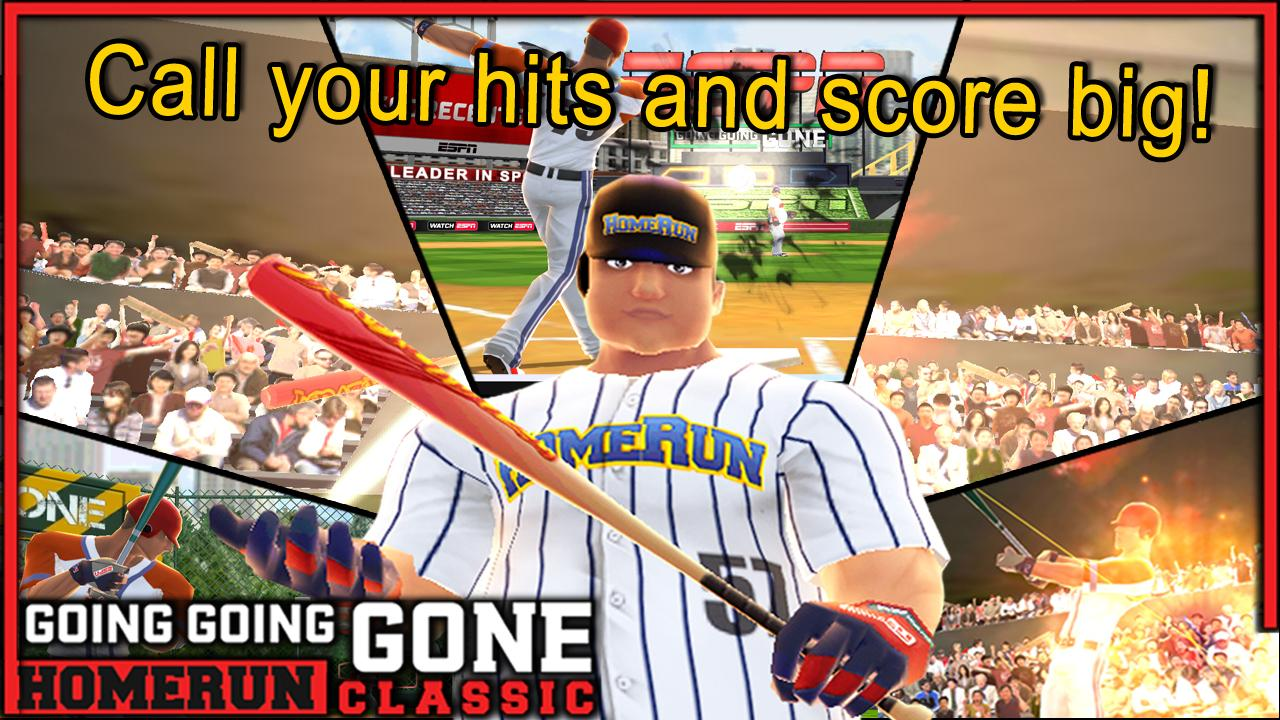 Going Going Gone: HR Classic - screenshot