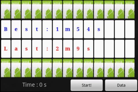 Concentration- screenshot