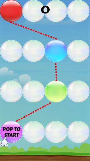 Don't Pop The White Bubble