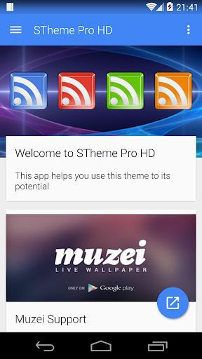 STheme Pro HD - Icon Pack