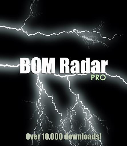 BOM Radar Pro